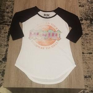 AC/DC European Tour T-Shirt